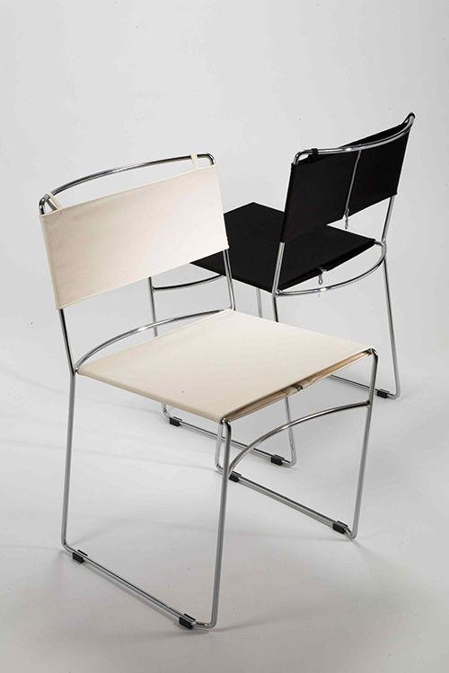 silla delfina enzo mari diseño industrial italiano muebles