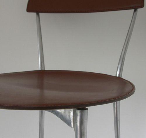 silla tonietta enzo mari diseño italiano mueble producto