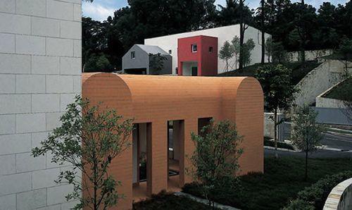 singaput casas diseño arquitectura ettore sottsass