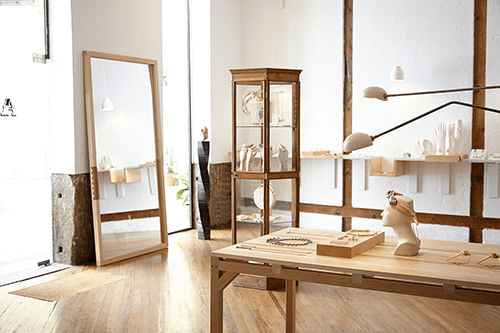 Pablo Limón tienda andres gallardo diseño interiores productos muebles