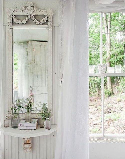ventanal de estilo victoriano