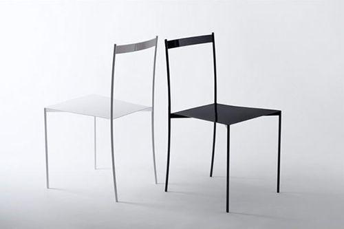 wire chair silla diseño nendo oki sato