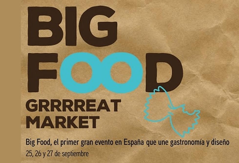 Big Food, el primer evento donde gastronomía y diseño se fusionan
