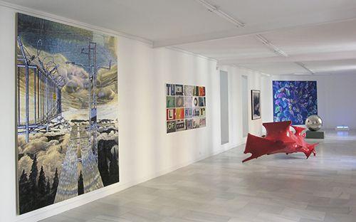 Galería Juana de Aizpuru, refugio del arte contemporáneo