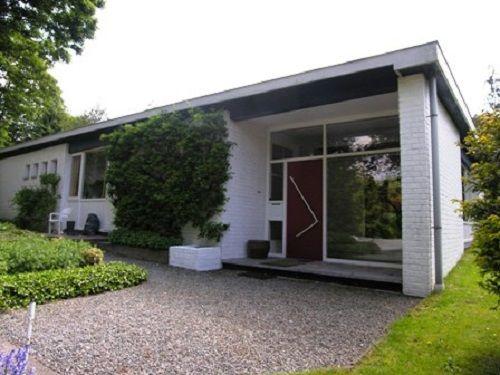 Modernistische woning door Willy Van Der Meeren
