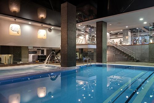 caroli health club hotel miguel angel madrid