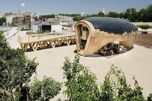 construccion casa sostenible