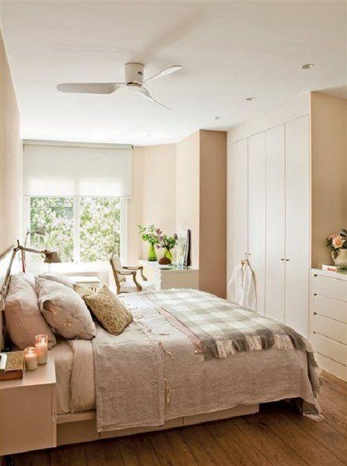 colores terracota dormitorios tendencia otoño
