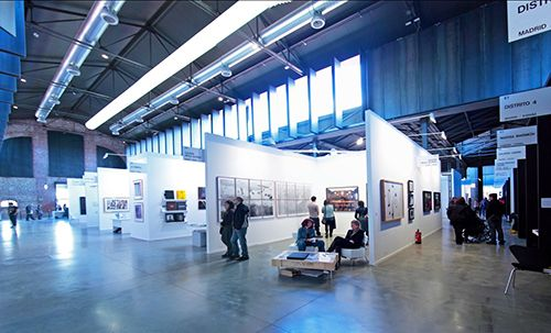 feria estampa matadero madrid 2015 coleccionismo arte
