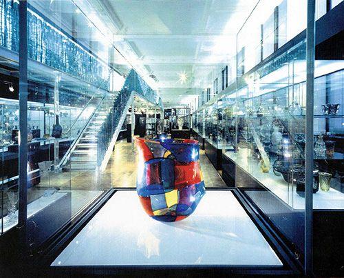galeria cristal museo victoria and albert diseño arte londres