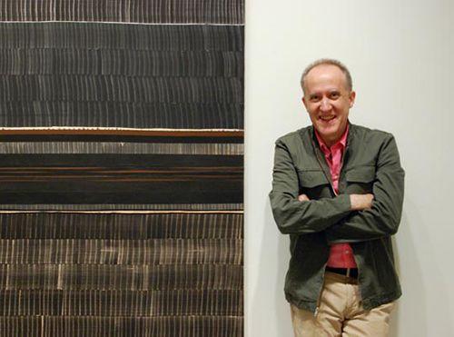 juan usle pintor artista invitado feria estampa 2015 matadero madrid