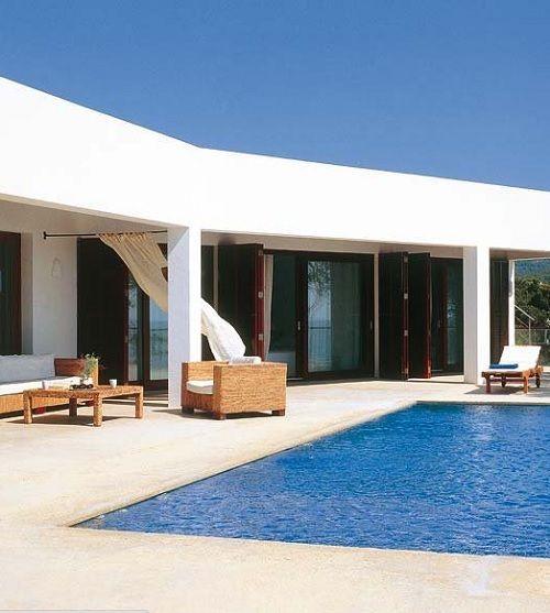 piscinas de ensueño blancas