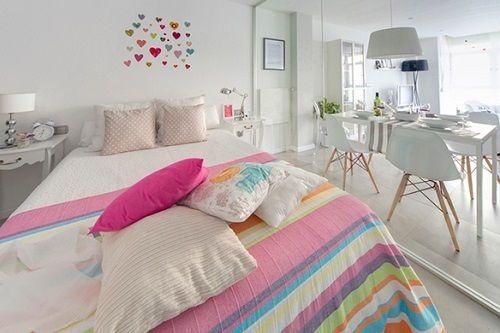 ropa de cama color dormitorios tendencia otoño