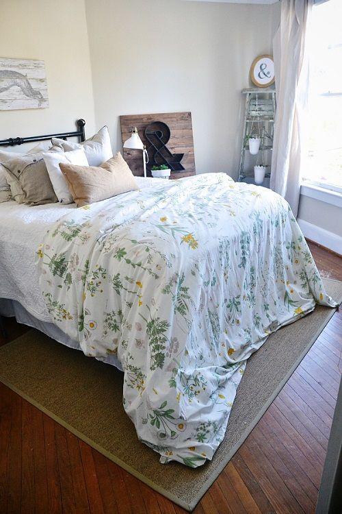 ropa de cama dormitorios tendencia otoño
