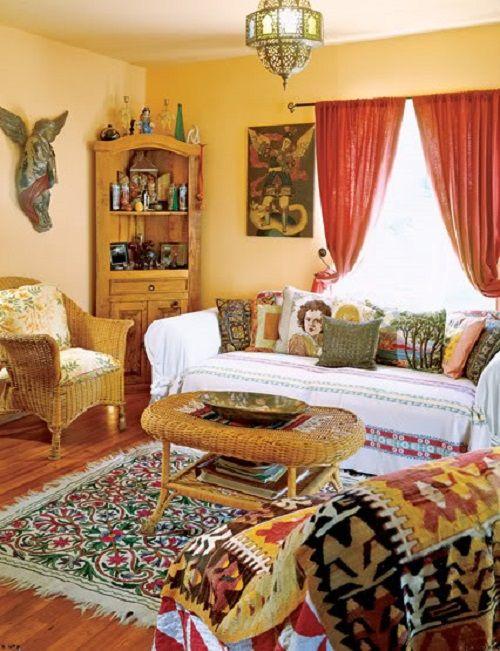 salones con decoracion mexicana (2)