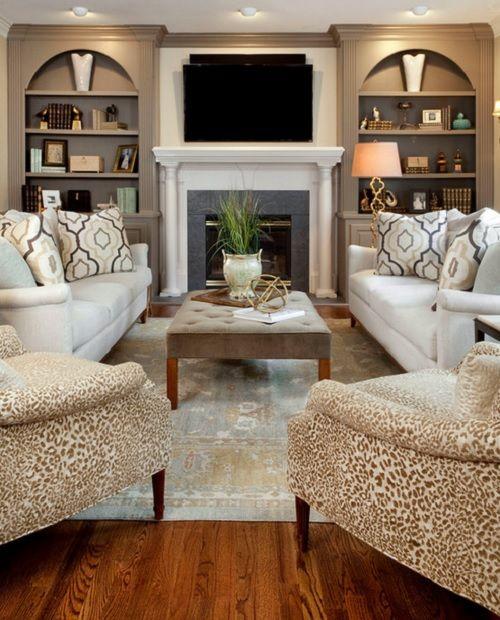 sillas y sillones con estampado selvatico (3)