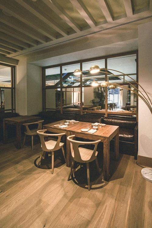 the table by abastos restaurante efimero hotel urso madrid