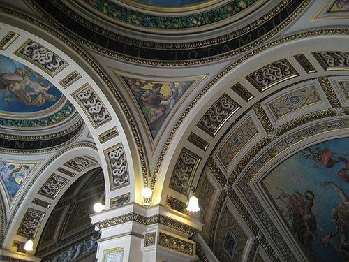 victoria&albert museum londres detalle decoracion interior