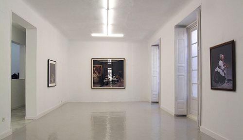 yasumasa morimura galeria juana de aizpuru madrid exposicion arte