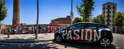 boa mistura pasion arte urbano