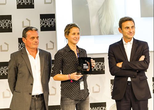 dorothee meilichzon designer of the year 2015 maison objet paris