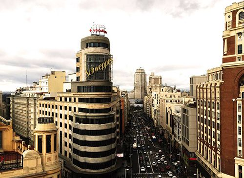 edificio madrid open house