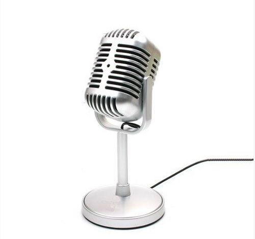 microfono gadget de diseño