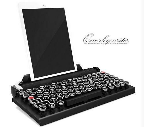 teclado maquina de escribir gadget tecnologico