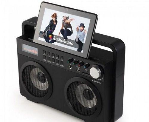 radio gadget tecnologico