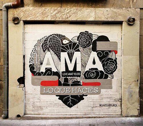 mural madrid arte callejero boa mistura