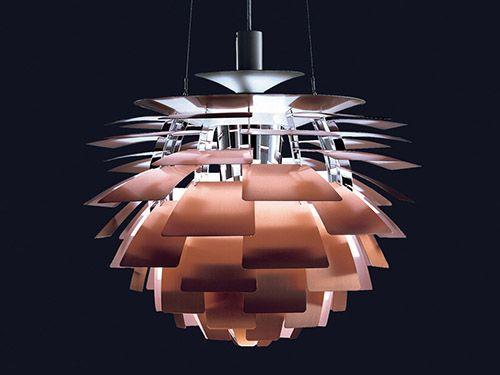 ph artichoke lampara paul henningsen diseño