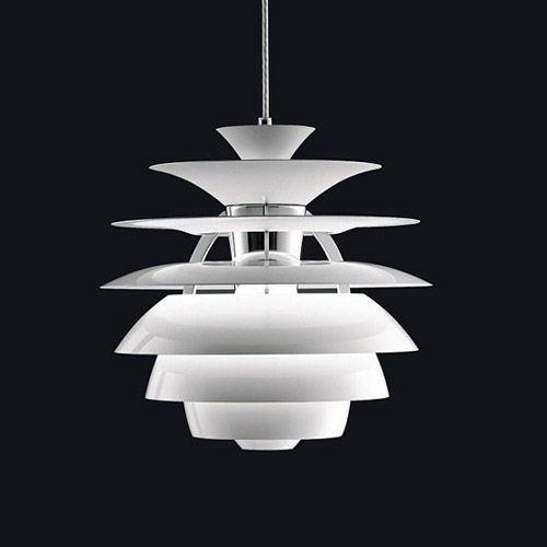 ph snowball lampara poul henningsen diseño