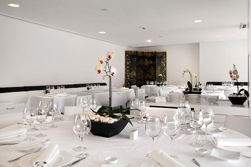 restaurante m29 hotel miguel angel madrid splunch