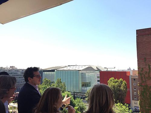 visita edificio open house madrid