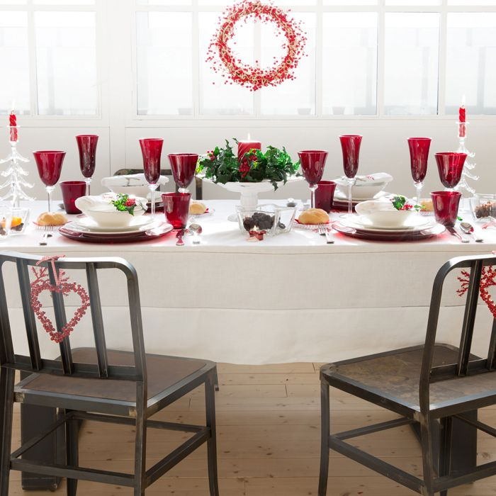 Mesa Navidad 1 Zara Home