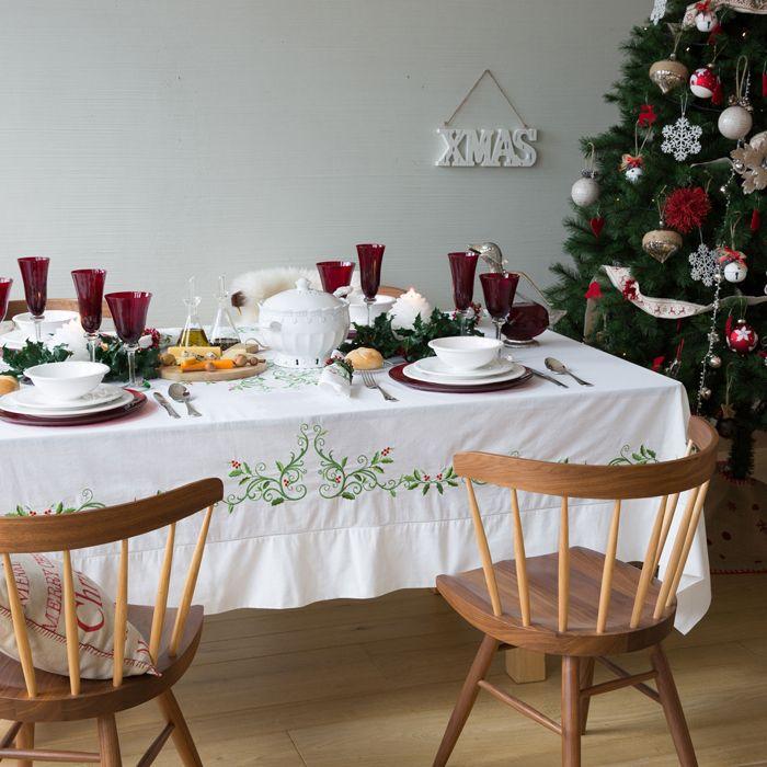Mesa Navidad Zara Home 2