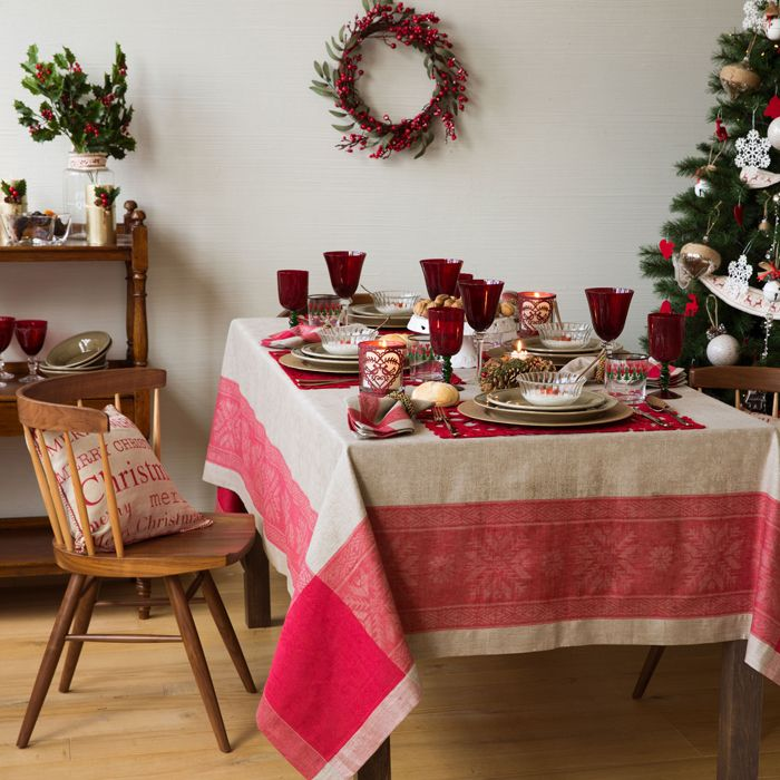 Mesa Navidad Zara Home7