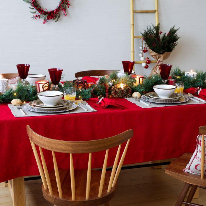 Mesa Navidad Zara Home8