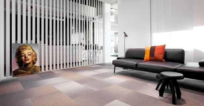 alfombra entera salón
