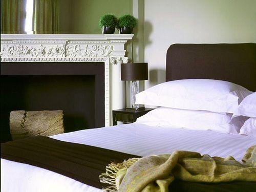 Bingham, un hotel romántico de lujo en la ciudad londinense