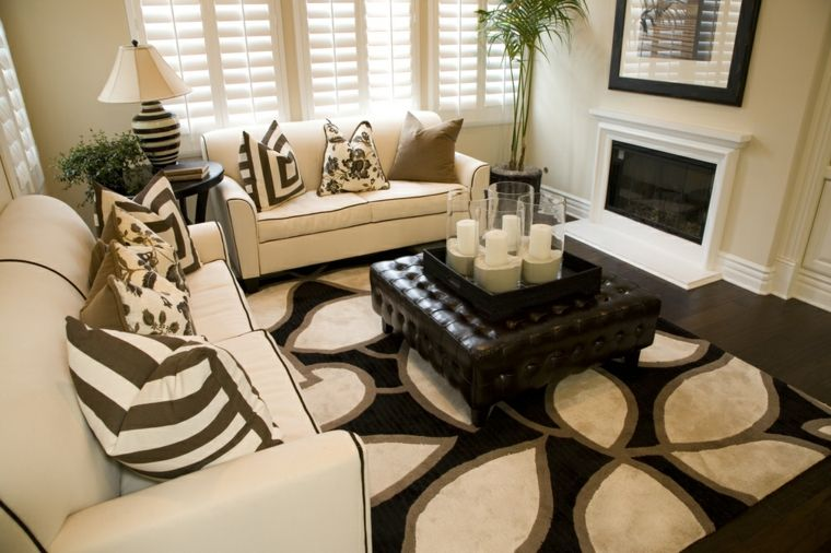 Tendencias en cojines para decorar tu hogar moove magazine - Cojines marrones ...