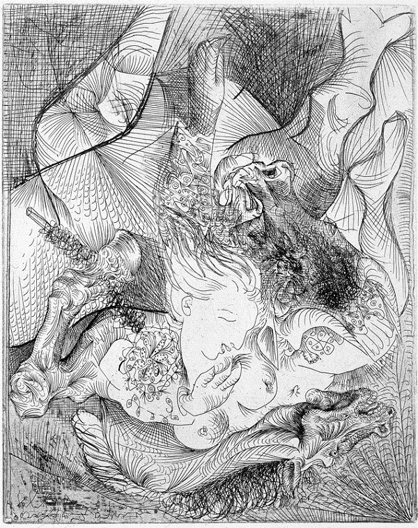 Mujer torero, II