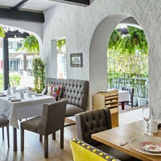 Restaurante Bibo, el templo culinario de Dani García en Andalucía