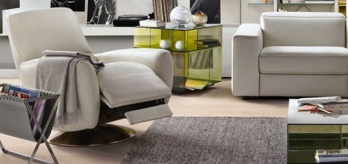 sillon blanco