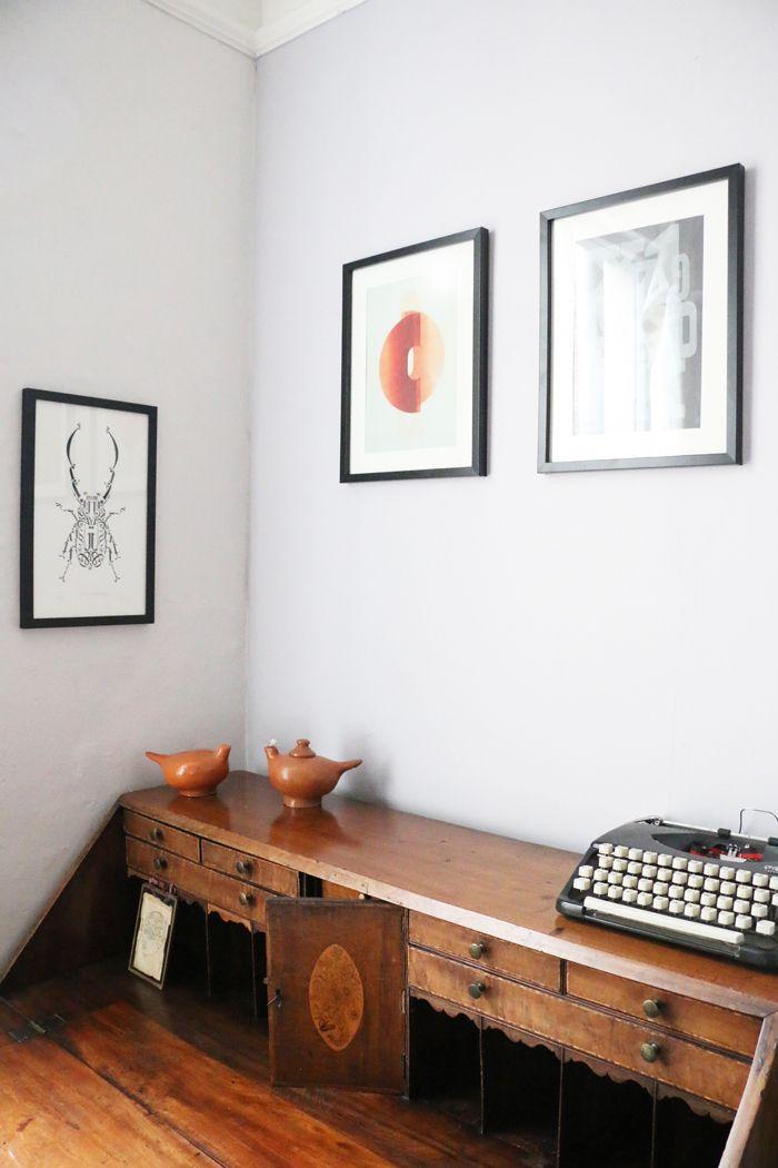 Escritorio maquina escribir b&b  brixton town