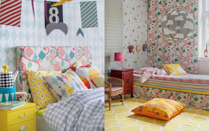 Colores vivos para complemetos de casa IKEA bemz
