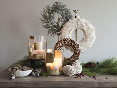 Ideas decoracion navidad guirnaldas
