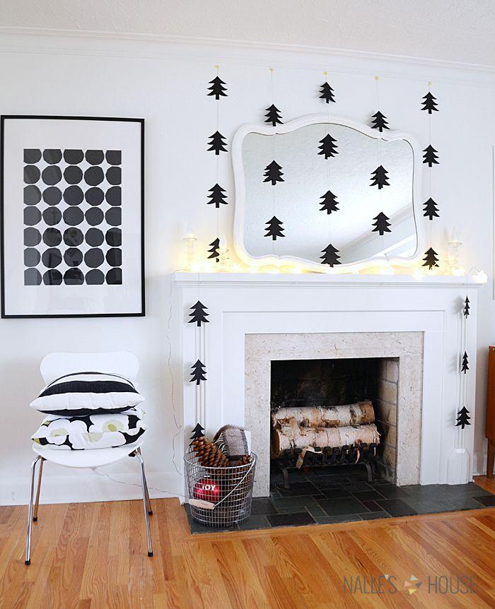 Ideas decoracion navidad nordica