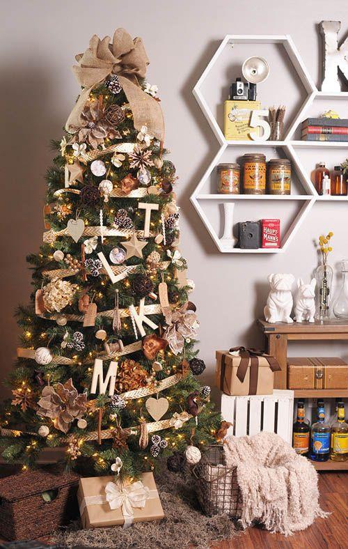 Algunas Ideas Para Decorar Tu árbol De Navidad Moove Magazine