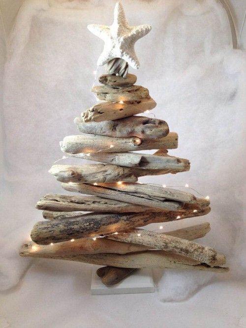 decoracion nordica navidad arbol navidad madera 10